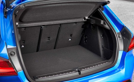 2020 BMW M135i xDrive (Color: Misano Blue Metallic) Trunk Wallpapers 450x275 (37)