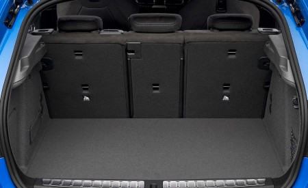 2020 BMW M135i xDrive (Color: Misano Blue Metallic) Trunk Wallpapers 450x275 (36)