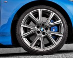 2020 BMW M135i xDrive (Color: Misano Blue Metallic) Wheel Wallpapers 150x120 (25)