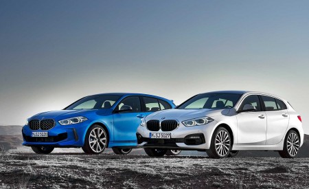 2020 BMW M135i xDrive (Color: Misano Blue Metallic) and BMW 1-Series 118i Wallpapers 450x275 (18)