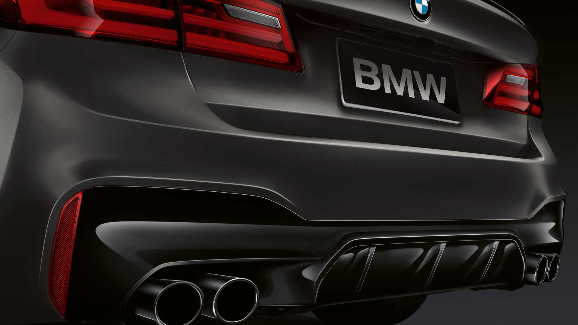 2020 BMW M5 Edition 35 Years Detail Wallpapers (9)