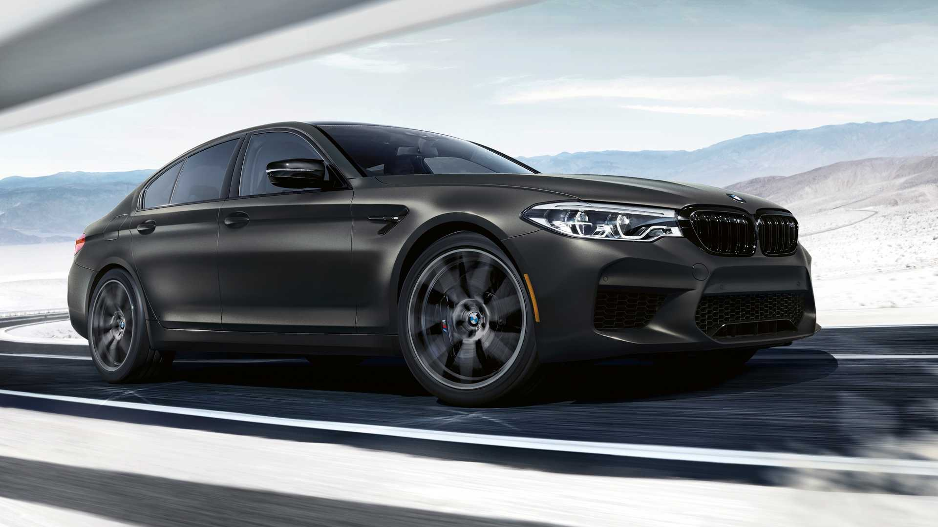 2020 BMW M5 Edition 35 Years Front Three-Quarter Wallpapers (2)