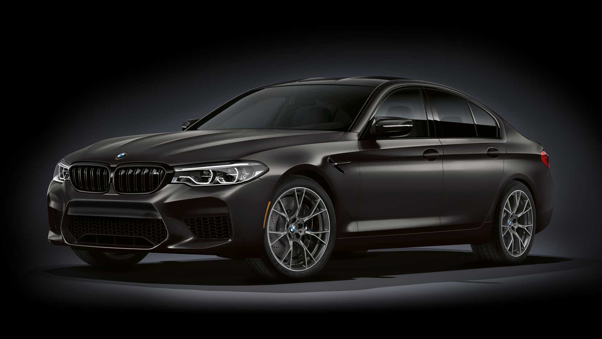 2020 BMW M5 Edition 35 Years Front Three-Quarter Wallpapers (6)