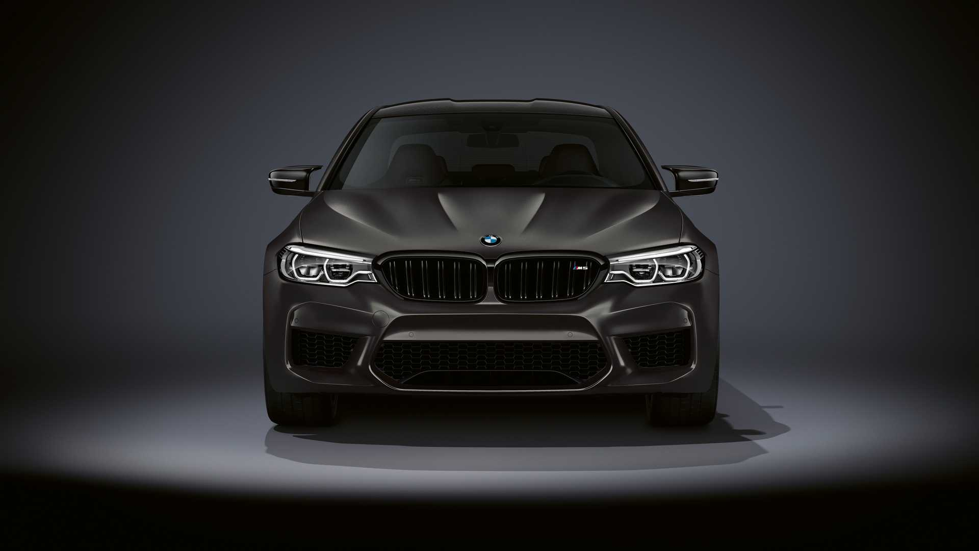 2020 BMW M5 Edition 35 Years Front Wallpapers (7)