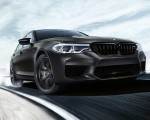 2020 BMW M5 Edition 35 Years Front Wallpapers 150x120 (1)