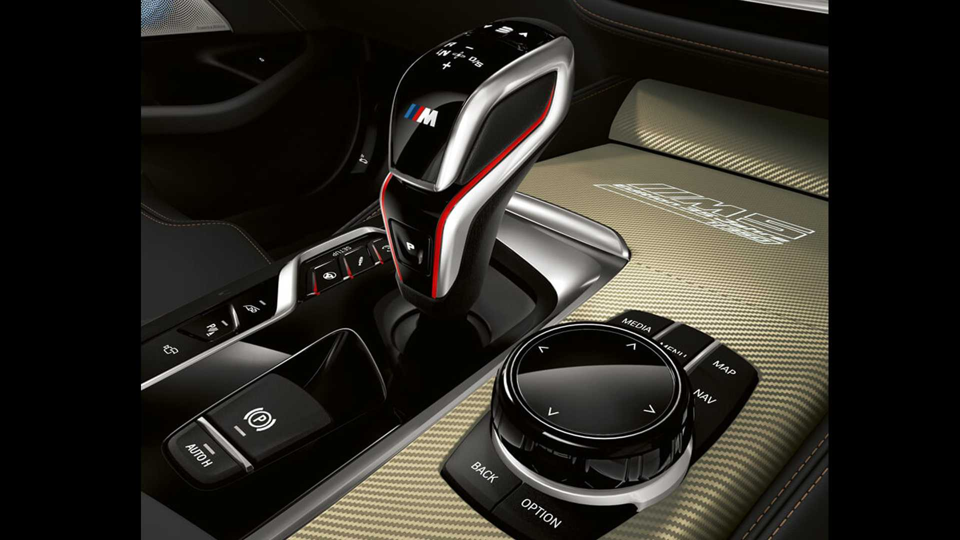 2020 BMW M5 Edition 35 Years Interior Detail Wallpapers (11)