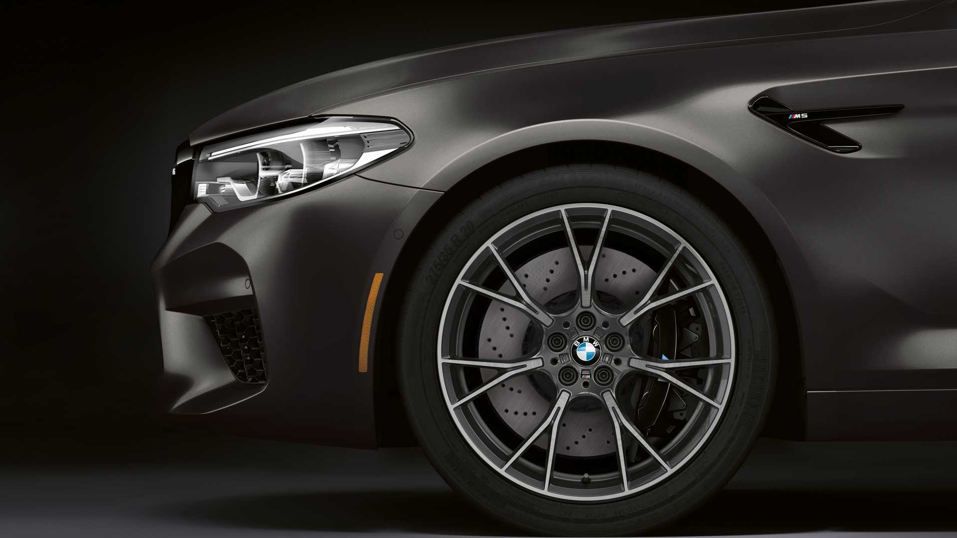 2020 BMW M5 Edition 35 Years Wheel Wallpapers (8)