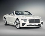 2020 Bentley Continental GT Convertible Bavaria Edition Front Three-Quarter Wallpapers 150x120 (1)