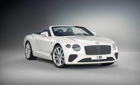 2020 Bentley Continental GT Convertible Bavaria Edition Wallpapers HD