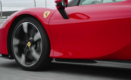 2020 Ferrari SF90 Stradale Detail Wallpapers 450x275 (20)