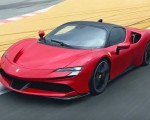 2020 Ferrari SF90 Stradale Front Three-Quarter Wallpapers 150x120 (4)