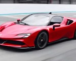 2020 Ferrari SF90 Stradale Front Three-Quarter Wallpapers 150x120 (5)