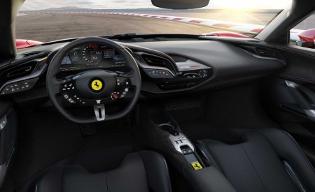 2020 Ferrari SF90 Stradale Interior Wallpapers 450x275 (29)