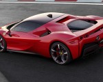 2020 Ferrari SF90 Stradale Rear Three-Quarter Wallpapers 150x120 (11)