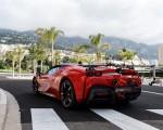 2020 Ferrari SF90 Stradale Rear Three-Quarter Wallpapers 150x120 (7)