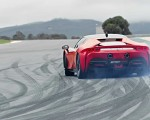 2020 Ferrari SF90 Stradale Rear Wallpapers 150x120 (13)