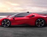 2020 Ferrari SF90 Stradale Side Wallpapers 150x120 (16)
