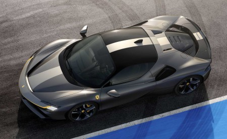 2020 Ferrari SF90 Stradale Top Wallpapers 450x275 (22)