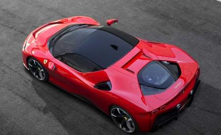 2020 Ferrari SF90 Stradale Top Wallpapers 450x275 (18)