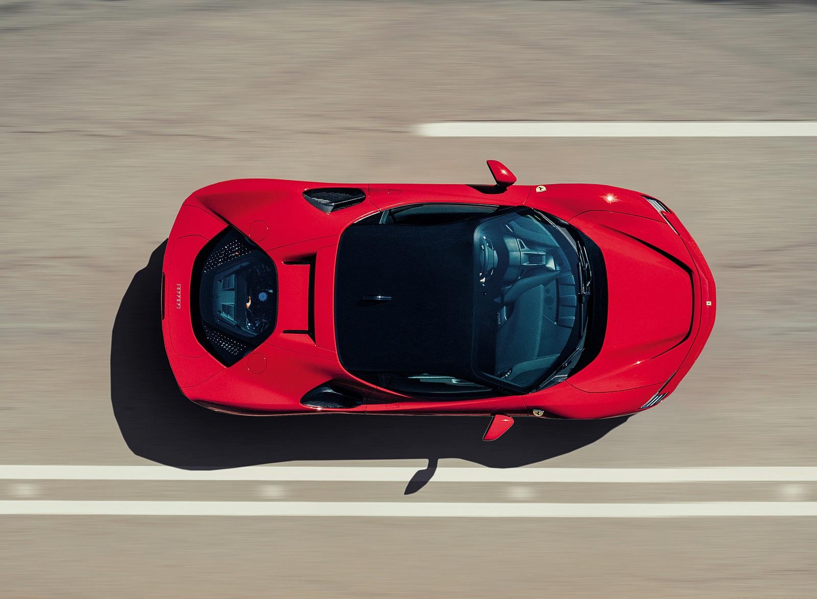 2020 Ferrari SF90 Stradale Top Wallpapers (3)