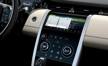 2020 Land Rover Discovery Sport Central Console Wallpaper 450x275 (50)