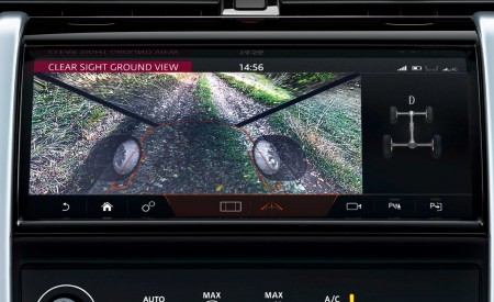 2020 Land Rover Discovery Sport Central Console Wallpaper 450x275 (72)