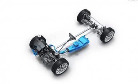 2020 Land Rover Discovery Sport Drivetrain Wallpaper 450x275 (87)