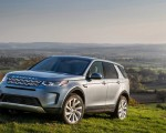 2020 Land Rover Discovery Sport Front Three-Quarter Wallpapers 150x120 (41)