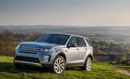2020 Land Rover Discovery Sport Front Three-Quarter Wallpapers 450x275 (41)