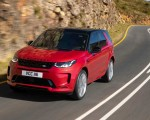 2020 Land Rover Discovery Sport Front Three-Quarter Wallpapers 150x120 (2)