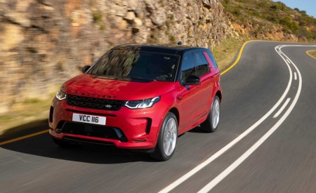 2020 Land Rover Discovery Sport Front Three-Quarter Wallpapers 450x275 (2)