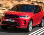 2020 Land Rover Discovery Sport Front Three-Quarter Wallpapers 150x120 (3)
