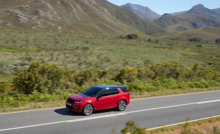 2020 Land Rover Discovery Sport Front Three-Quarter Wallpapers 450x275 (4)