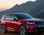 2020 Land Rover Discovery Sport Front Three-Quarter Wallpaper 150x120 (26)