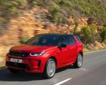 2020 Land Rover Discovery Sport Front Three-Quarter Wallpapers 150x120 (8)