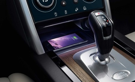 2020 Land Rover Discovery Sport Interior Detail Wallpaper 450x275 (76)