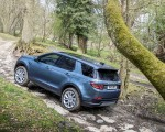 2020 Land Rover Discovery Sport Rear Three-Quarter Wallpapers 150x120 (45)