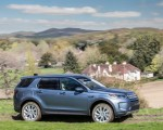 2020 Land Rover Discovery Sport Side Wallpaper 150x120 (46)
