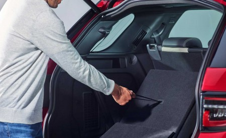 2020 Land Rover Discovery Sport Trunk Wallpaper 450x275 (57)