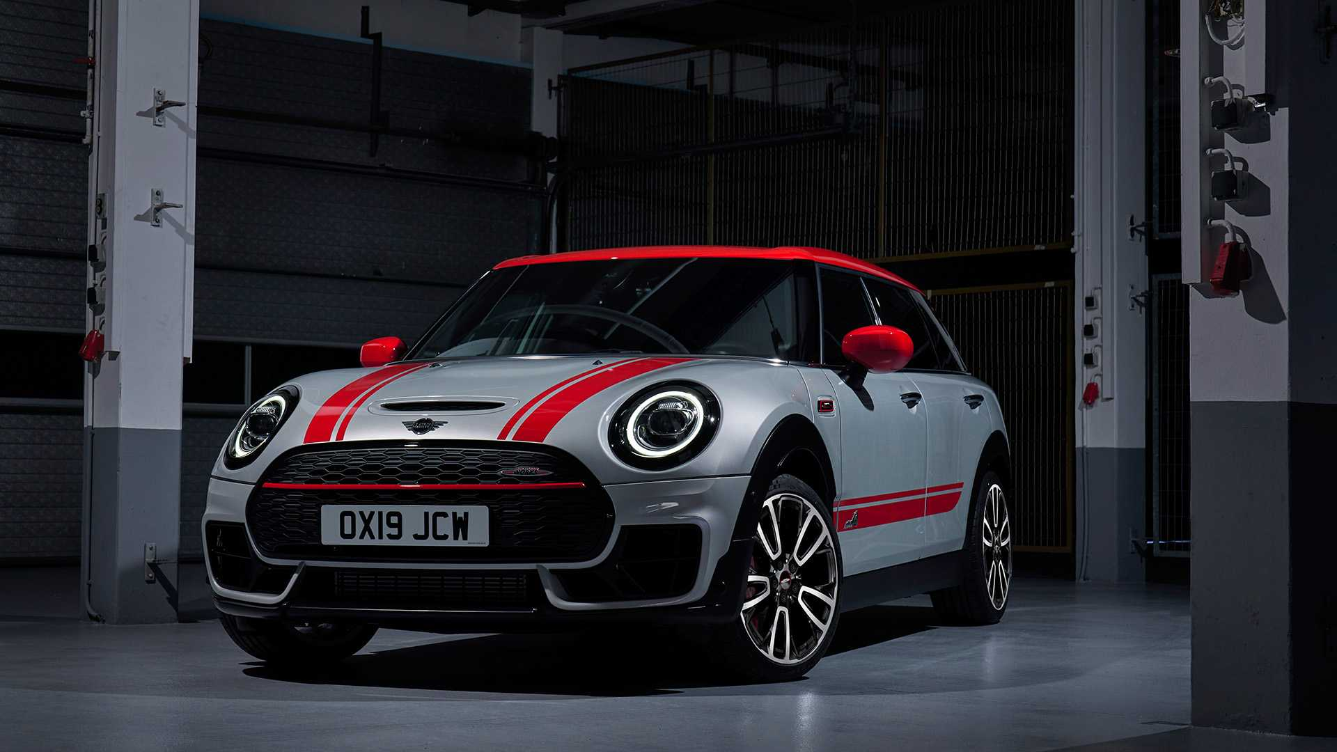 2020 MINI Clubman John Cooper Works Front Wallpapers #25 of 47