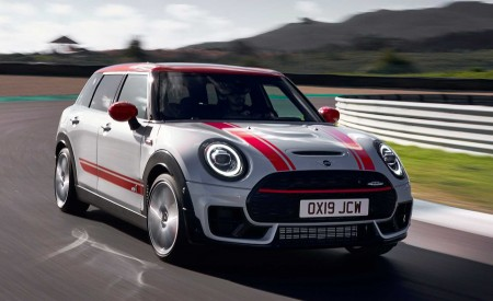 2020 MINI Clubman John Cooper Works Wallpapers HD
