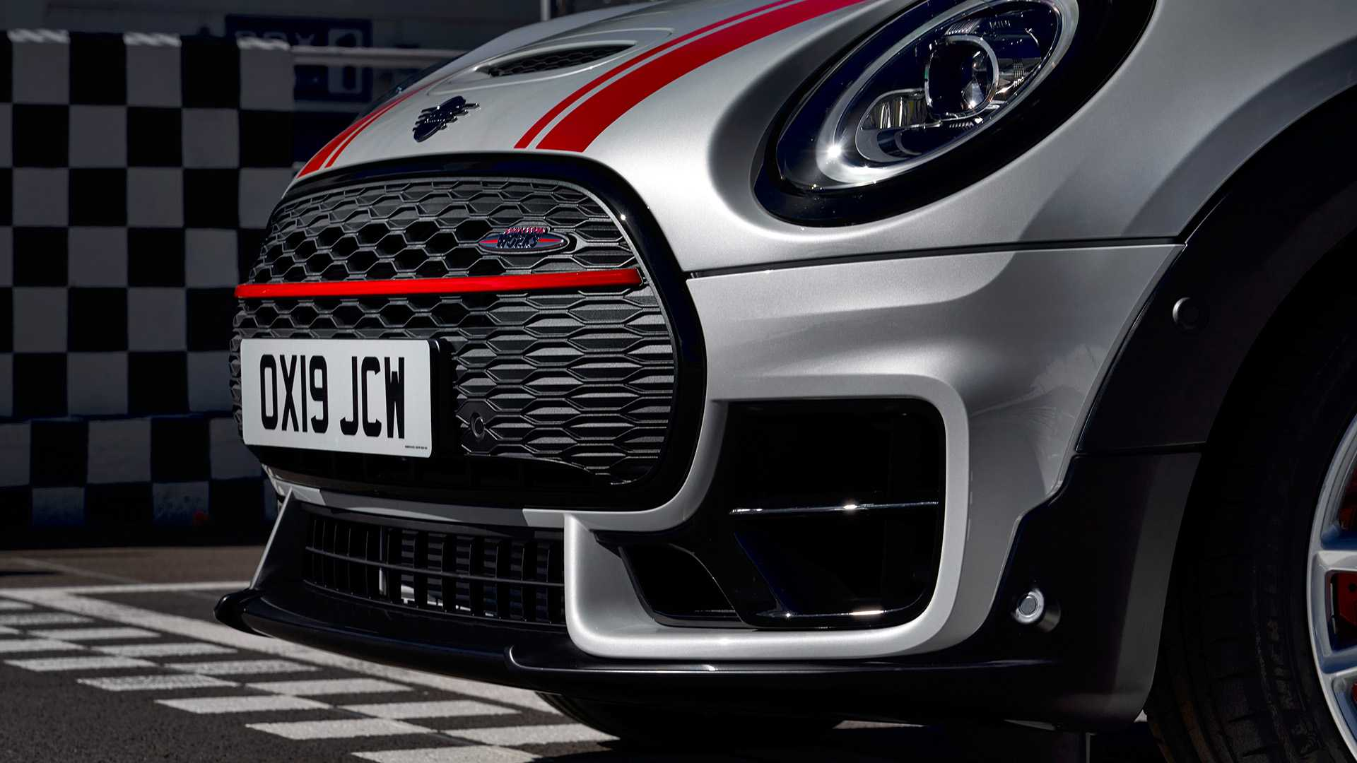 2020 MINI Clubman John Cooper Works Grill Wallpapers #30 of 47