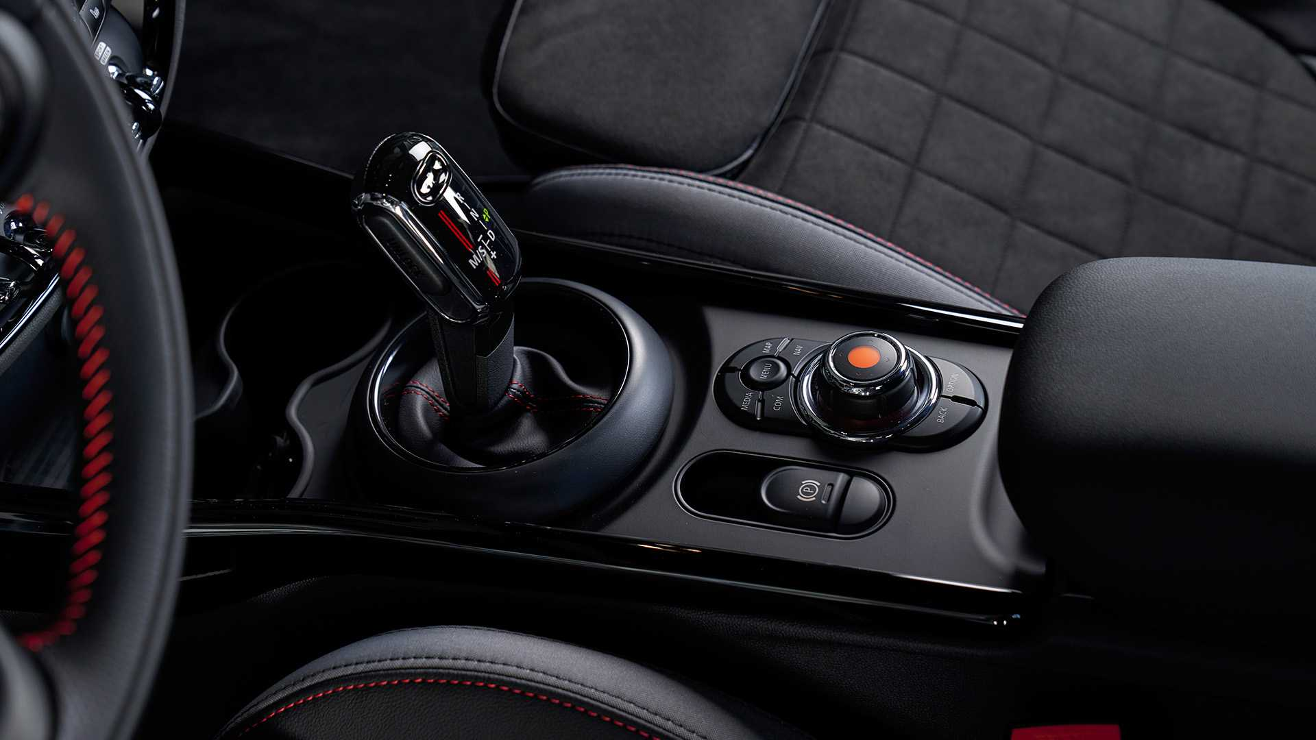 2020 MINI Clubman John Cooper Works Interior Detail Wallpapers #43 of 47