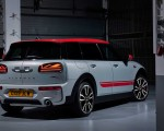 2020 MINI Clubman John Cooper Works Rear Three-Quarter Wallpapers 150x120