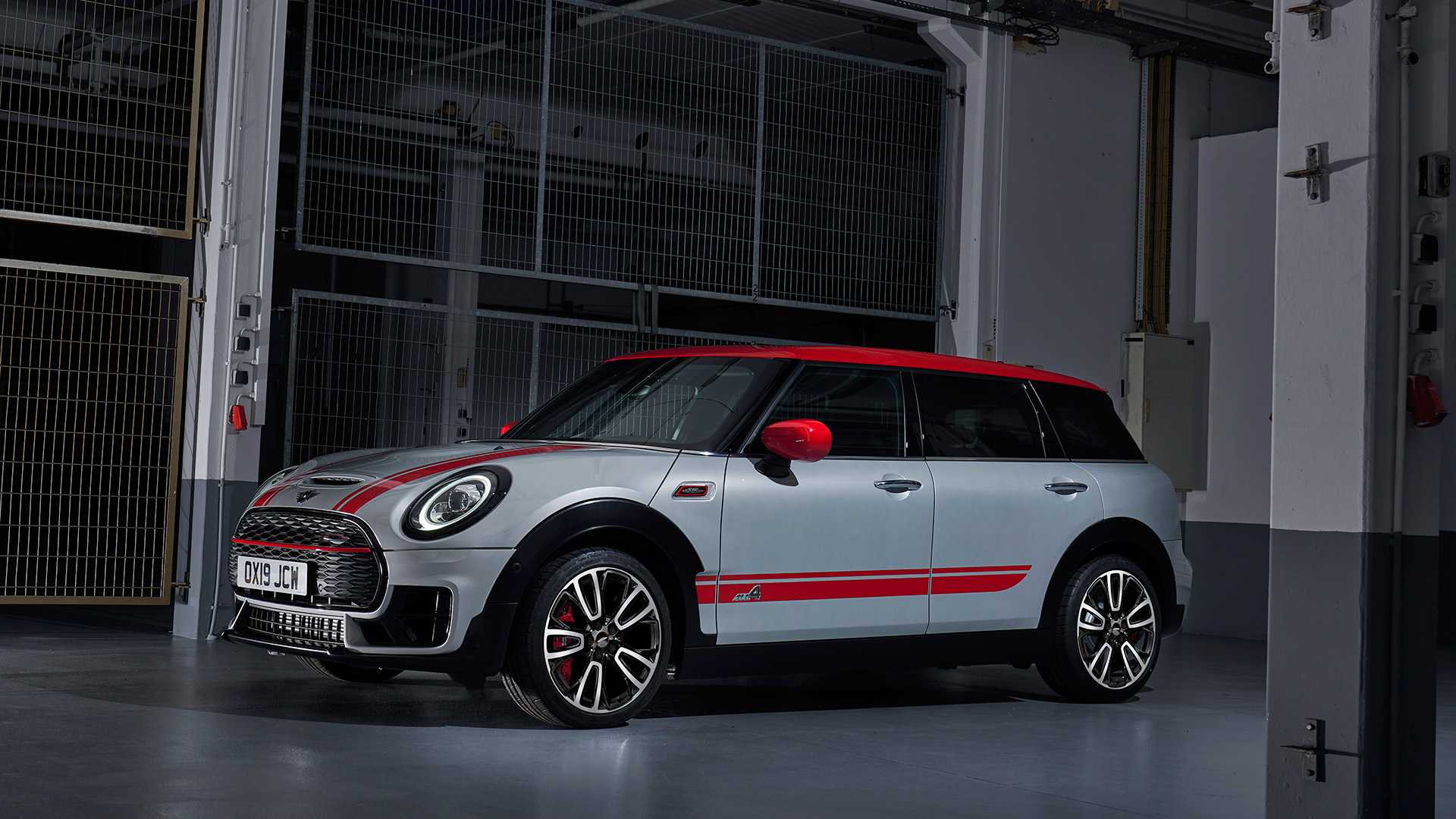 2020 MINI Clubman John Cooper Works Side Wallpapers #21 of 47