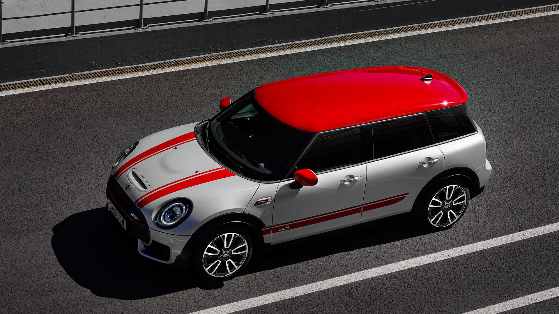2020 MINI Clubman John Cooper Works Top Wallpapers #19 of 47