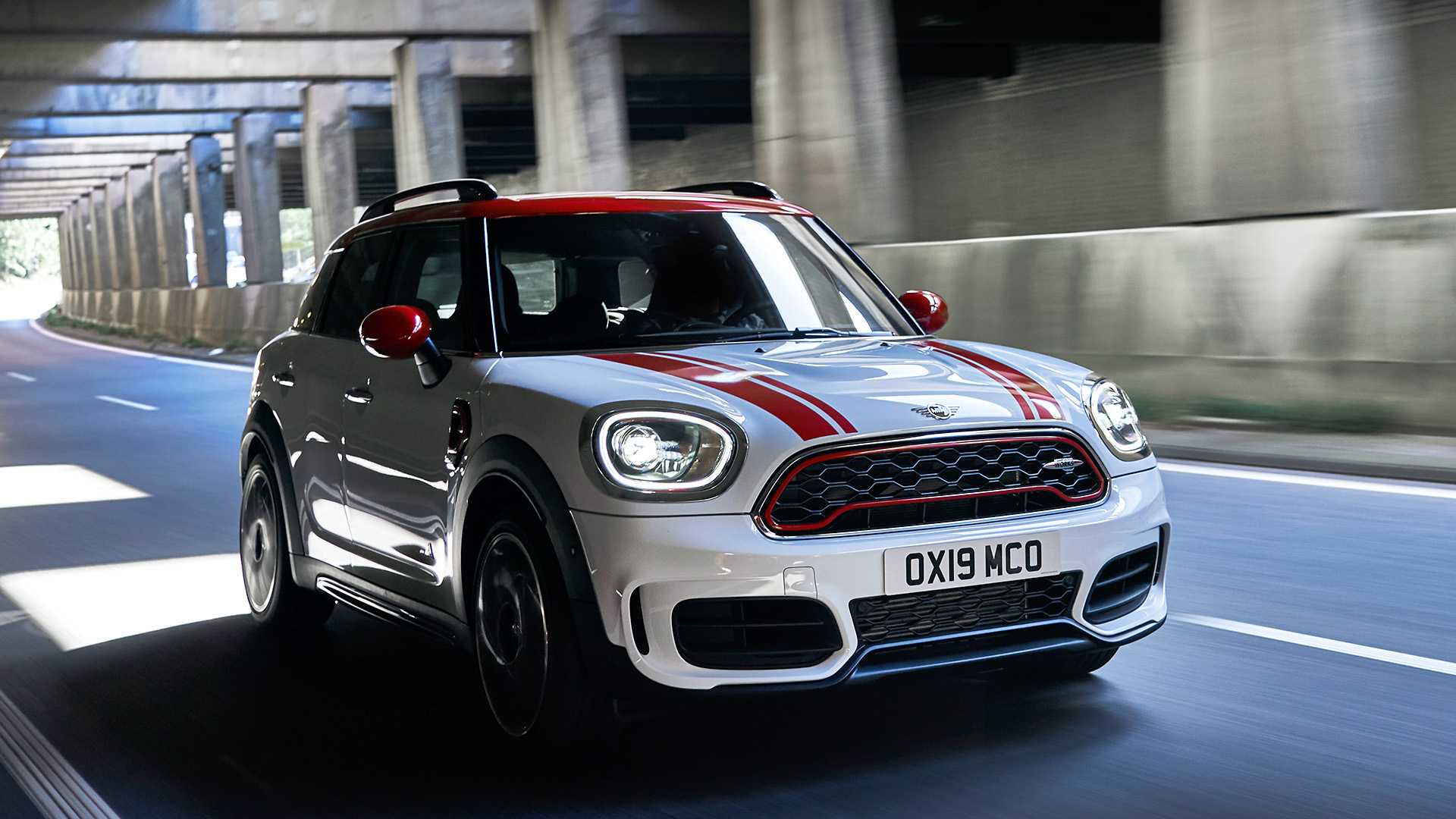 2020 MINI Countryman John Cooper Works Front Three-Quarter Wallpapers (9)