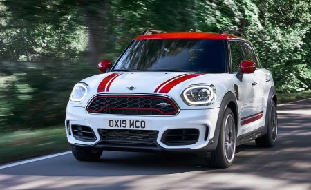 2020 MINI Countryman John Cooper Works Wallpapers HD