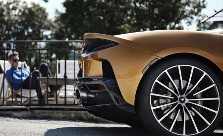 2020 McLaren GT (Color: Burnished Copper) Detail Wallpapers 450x275 (53)