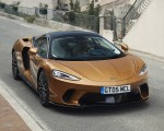 2020 McLaren GT (Color: Burnished Copper) Front Three-Quarter Wallpapers 150x120 (48)